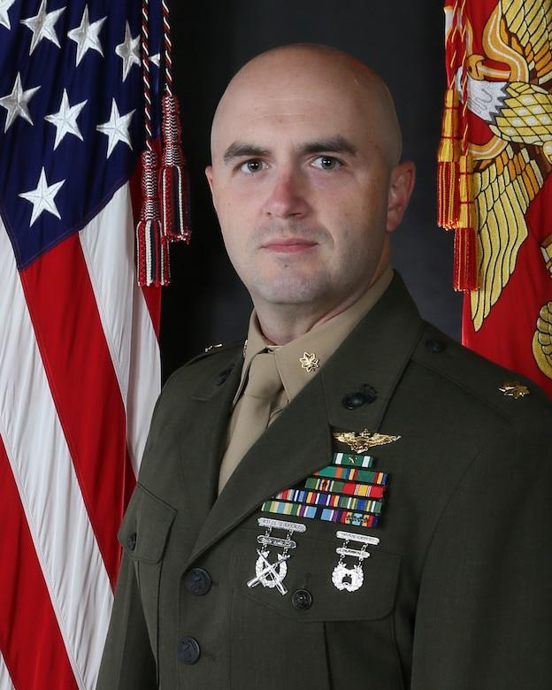 Major Terry A. Carter Jr