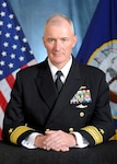 Rear Admiral Mike Bernacchi