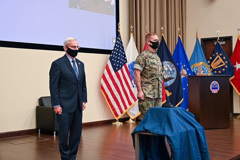 Reventlow returns to DLA Distribution as Commanding General
