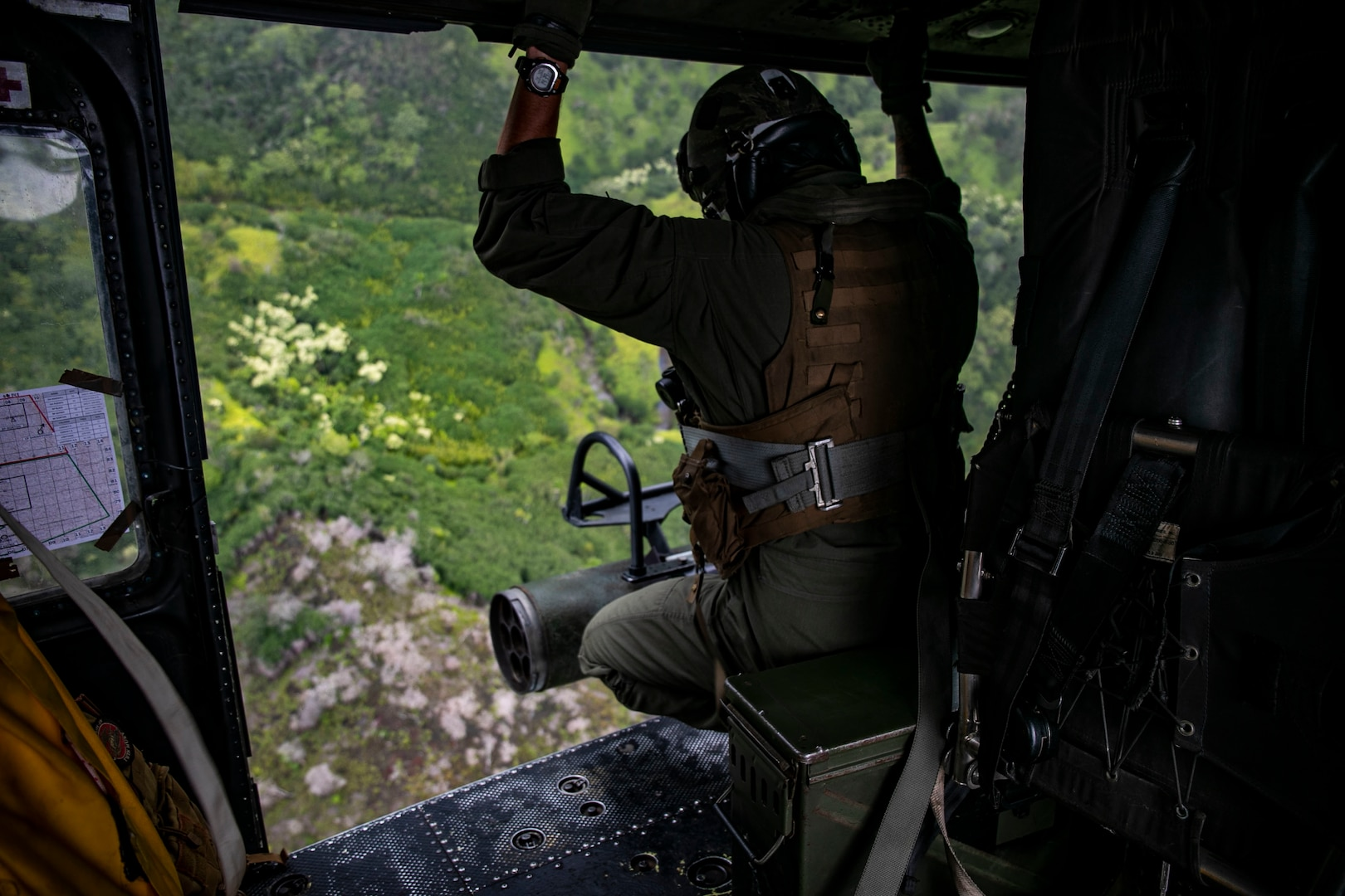 HMLA-367, U.S. Army 25th Infantry Div. conduct integrated exercise, MCBH