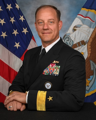 Rear Admiral Robert C. Nowakowski official photo