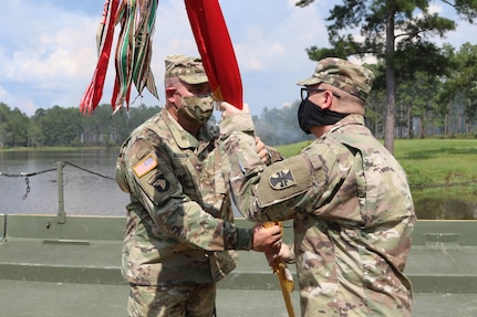 "Army Reserve's 926th Engineer Brigade welcomes new commander to ""Iron Castle"""