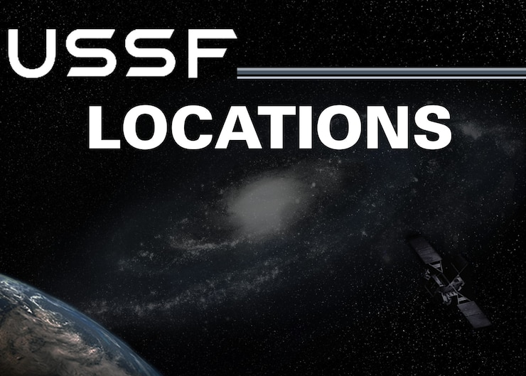 Space Force Locations
