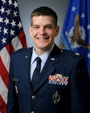 LIEUTENANT COLONEL JONATHAN M. WALKER Biography Photo