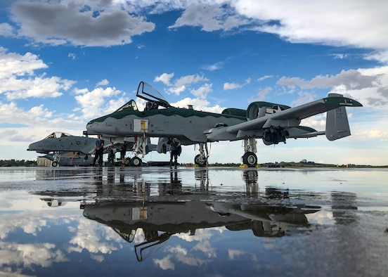 A-10 Demo at Wings over Warren 2020