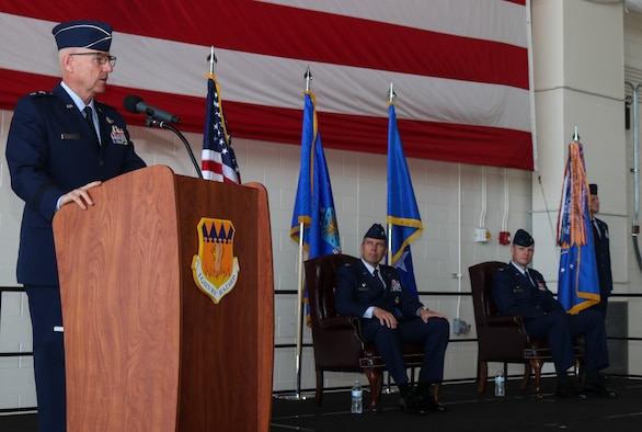 317th AW welcomes new commander