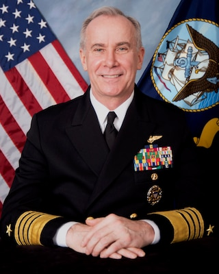 Admiral William Lescher