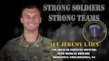 U.S. Army Europe Best Warrior 2020 Competitor: 1st Lt. Jeremy Lahn