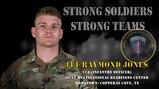 U.S. Army Europe Best Warrior 2020 Competitor: 1st Lt. Raymond Jones