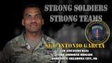 U.S. Army Europe Best Warrior 2020 Competitor: Sgt. Antonio Garcia