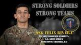 U.S. Army Europe Best Warrior 2020 Competitor: Staff Sgt. Felix Rivera