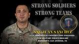 U.S. Army Europe Best Warrior 2020 Competitor: Staff Sgt. Juan Sanchez