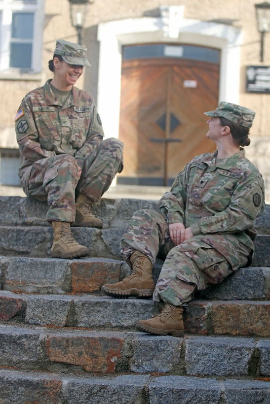 Montana Army Reserve Soldiers reflect on year in Poland