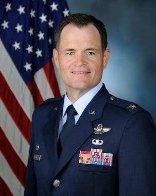 Col. Scott Rowe, 12th Flying Training Wing commander.