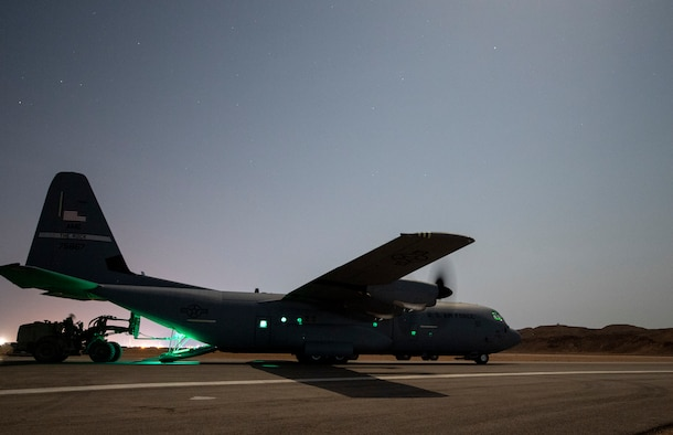 LRAFB continues resupply missions in East Africa