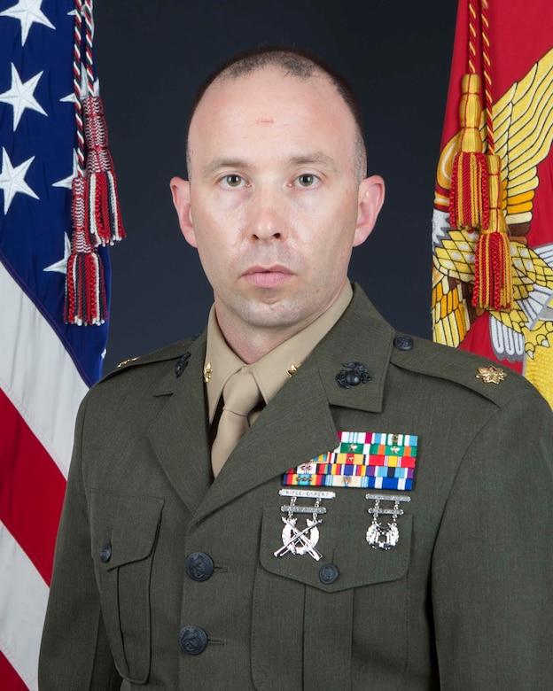 Major Jason Brooks