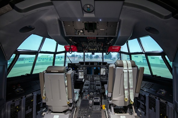 C-130J Super Hercules Weapons System Training simulator