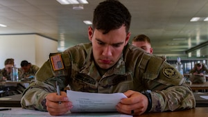 U.S. Army Europe Best Warrior Competition 2020: Day 2