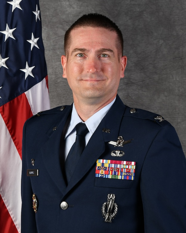 Col. Christopher Menuey
