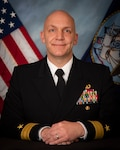 Rear Admiral Bradley Andros