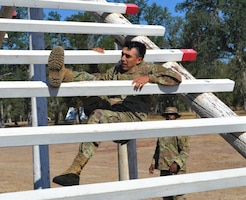 """311th ESC participates in 79th TSC Best """"Top Squad"""" Warrior Competition"""