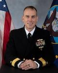 Rear Admiral Scott M. Brown