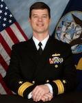 Rear Admiral Kevin Byrne