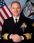 Vice Admiral Randy Crites
