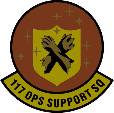 117th Operation Support Squadron OCP Patch
