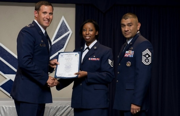 Staff Sgt. Shonte Small, 15th Medical Support Squadron laboratory services noncommissioned officer in charge, opened up about the racial inequality and discrimination she's faced as a Black Airman in the U.S. Air Force and her hope for a better tomorrow. (U.S. Air Force courtesy photo)