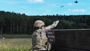 U.S. Army Europe Best Warrior Competition 2020: Day 3