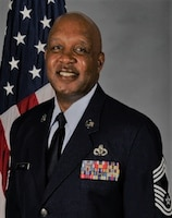 Bio Photo CMSgt Gregory A. Brown