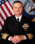 Vice Admiral William Galinis