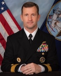 Rear Admiral Mark Melson