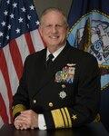 Vice Admiral Dee Mewbourne