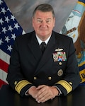 Rear Admiral Charles Rock