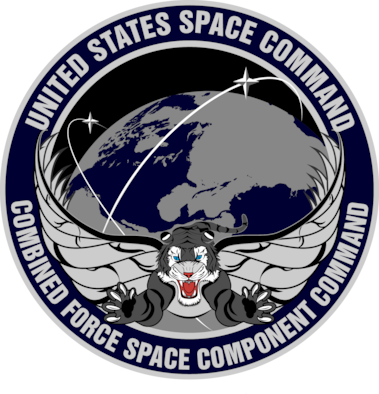 Combined Force Space Component Command Emblem