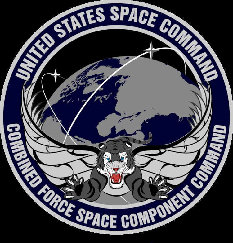 Combined Force Space Component Command Emblem
