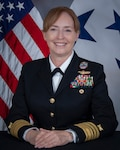 Vice Admiral Michelle Skubic
