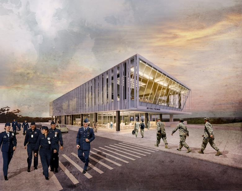The Air Force Civil Engineer Center is designing and constructing a $30 Million, 33,000-square-foot facility at the U.S. Air Force Academy to train the next generation of cyber warriors.