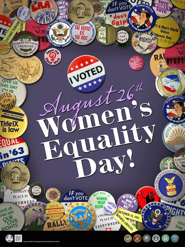 Women's Equality Poster