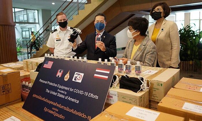 U.S. Provides Coronavirus Disease 2019 (COVID-19) Assistance to Northern Thailand