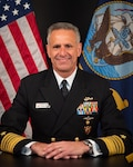 Admiral Robert Burke