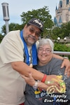Dan and Nancy Anzelone, of Romeoville, Illinois. Dan died from coronavirus April 21, just days following his wife's death from the virus April 8. Dan worked as a Family Assistance Center Specialist at the Illinois Army National Guard's readiness center in Crestwood.