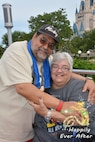 Dan and Nancy Anzelone, of Romeoville, Illinois. Dan died from coronavirus April 21, just days following his wife's death from the virus April 8.