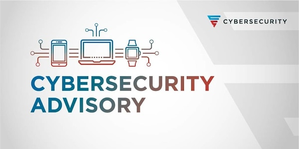 Cybersecurity Advisory