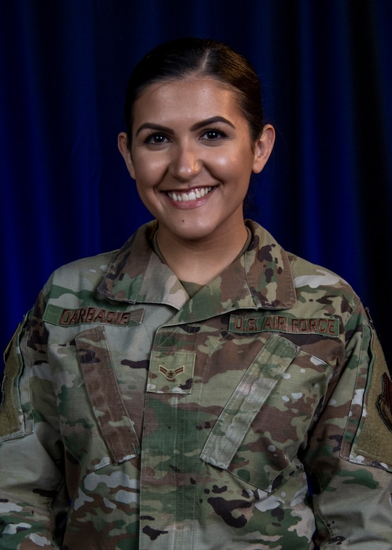 Photo of Airman First Class Bailee Darbasie