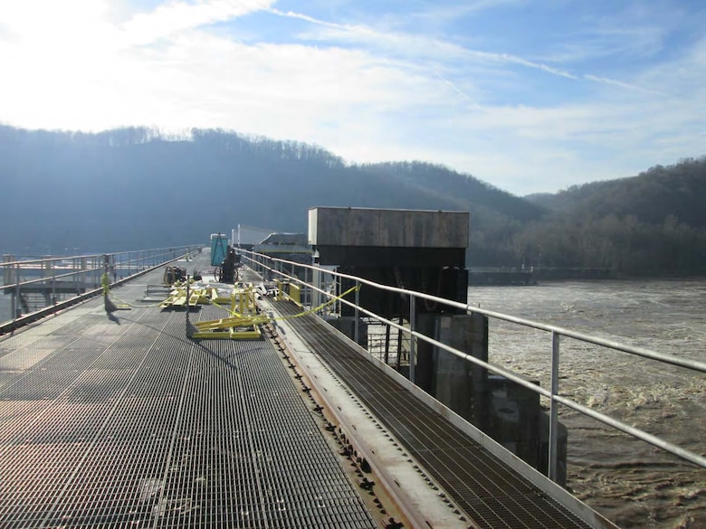 The U.S. Army Corps of Engineers Pittsburgh District announces the award of a more than $12.9-million contract for the installation of two new dam lift gates and a new control system at Montgomery Locks and Dam on the Ohio River in Monaca, Pennsylvania.