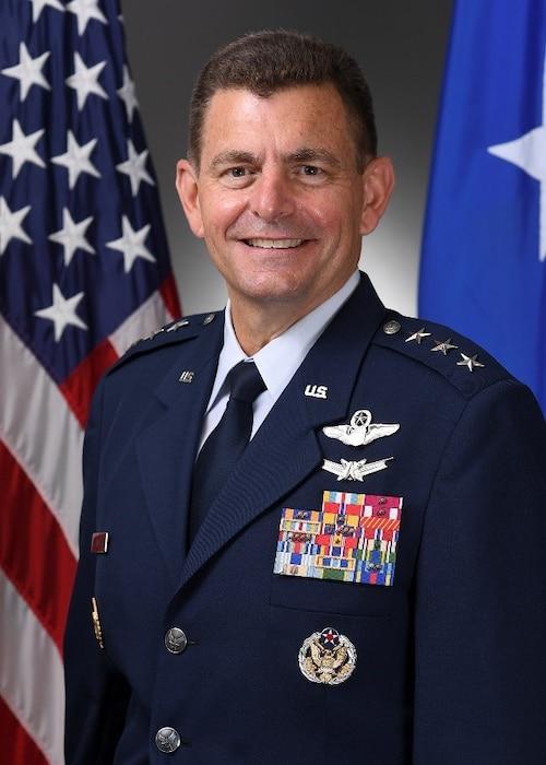 This is the official portrait of Lt. Gen. Michael A. Loh.