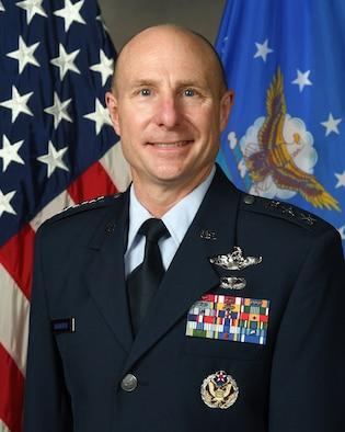 This is the official portrait of Lt. Gen. Carl E. Schaefer.